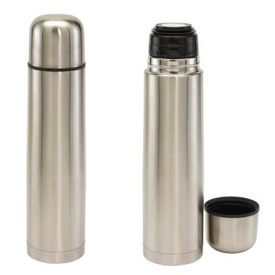Bouteille isotherme personnalisée 1 litre Thermos publicitaire