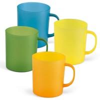 mug plastique 35 cl objet publicitaire gourde mug isotherme goodies personnalis. Black Bedroom Furniture Sets. Home Design Ideas