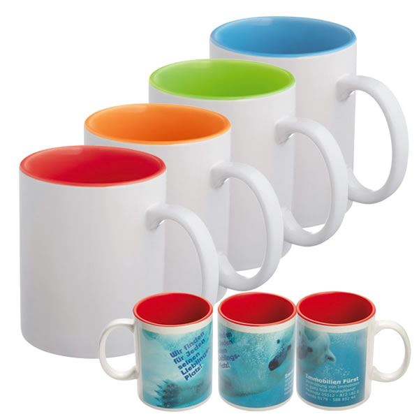 mug sublimation color objet publicitaire gourde mug. Black Bedroom Furniture Sets. Home Design Ideas