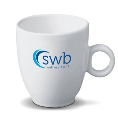 Tasse caf 18 cl gen ve objet publicitaire gourde mug - Tasse a cafe personnalise ...
