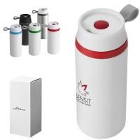 Bouteille isotherme publicitaire Flow Bidon thermos design publicitaire