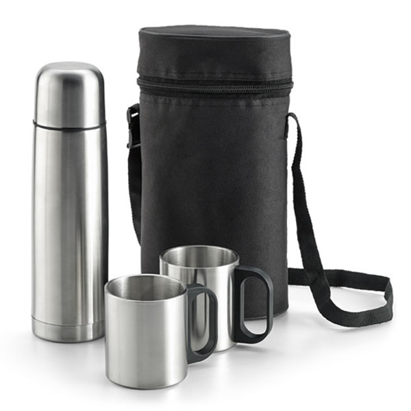 bouteille thermos mug sac objet publicitaire gourde mug. Black Bedroom Furniture Sets. Home Design Ideas