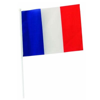 Drapeau France fanion personnalisé pour supporter