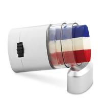 Maquillage supporter équipe de France personnalisable publicitaire bandes bleu blanc rouge
