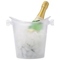 Seau à champagne publicitaire