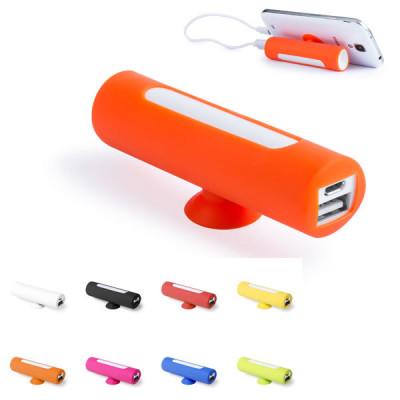 batterie smartphone support de téléphone publicitaire