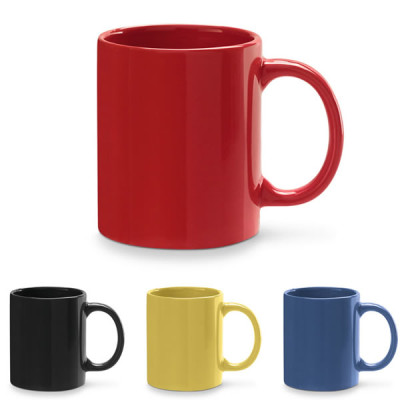 Mug couleur uni personnalisable publicitaire
