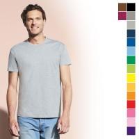 Tee-shirt homme personnalisé Impérial Sol's 190 Grs. T-shirt publicitaire homme, coloris noir, gris, gris claire, bleu marine, bleu royal, vert, vert clair, jaune, orange, orange clair, rouge, rose, violet marron, bordeaux