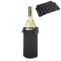 housse rafraîchisseur bouteille de vin personnalisée publicitaire