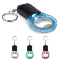 porte-clés décapsuleur personnalisé lampe led