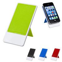 Support Smartphone publicitaire personnalisable nleu, vert, noir, rouge