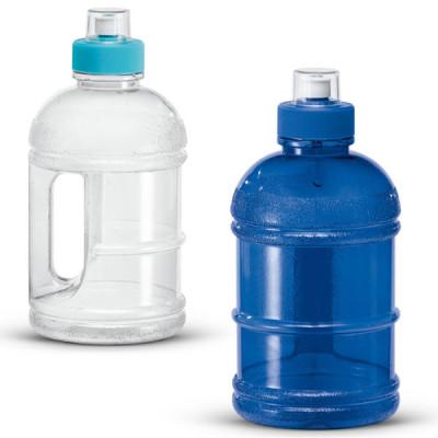 Bidon d'eau grande capacité 1 Litre 25 personnalisé
