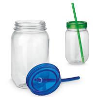 Mug avec paille goodies enfant adolecent publicitaire pas cher personnalisé