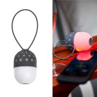 Haut parleur Bluetooth lumineux personnalisé publicitaire