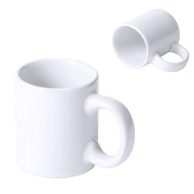 Petit mug machine café expresso pas cher personnalisable publicitaire