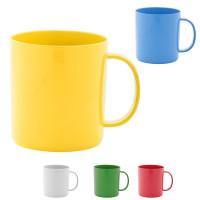 Mug plastique personnalisé publicitaire pas cher