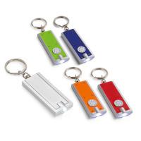 Porte-clés publicitaire LED personnalisable