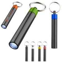 Porte-clés personnalisé avec lampe LED pas cher publicitaire