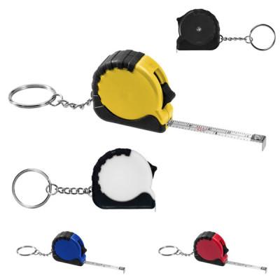 Porte-clés mètre personnalisable pas cher publicitaire