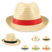 Goodies chapeau paille publicitaire pas cher