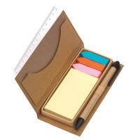 Goodies bloc-notes repositionnable personnalisé