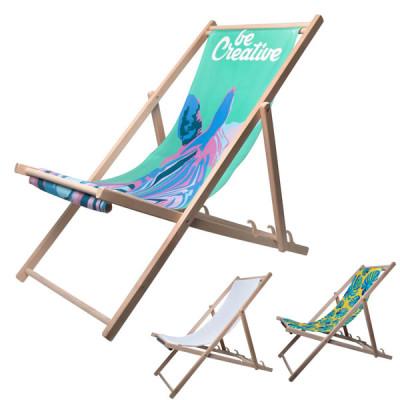 Transat publicitaire pas cher personnalisable bain de soleil professionel