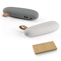 Batterie externe objet publicitaire design pas cher