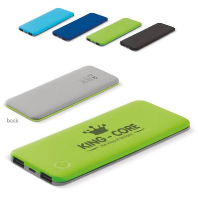 Batterie externe haute capacité objet publicitaire goodies