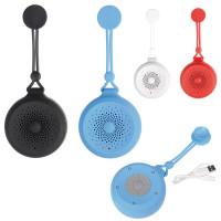 Haut Parleur Bluetooth étanche pas cher pour douche personnalisable publicitaire