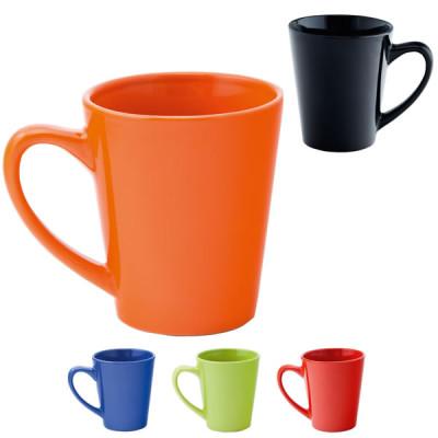 Mug Ceramique couleur objet publicitaire goodies