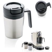 Mug isotherme Machine café Objet publicitaire Goodies Personnalisé