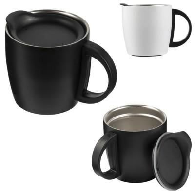 Tasse mug métal isotherme Objet publicitaire goodies