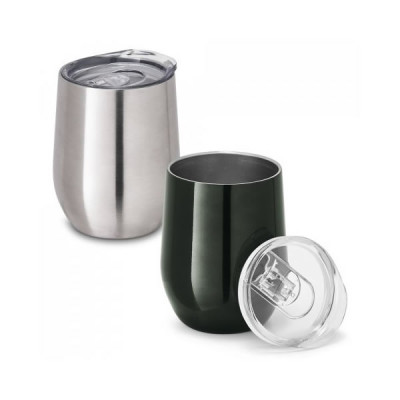 Tasse mug métal bureau goodies publicitaire