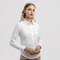 chemise femme oxford personnalisable broderie publicitaire