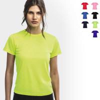 t-shirt respirant couleur femme publicitaire goodies