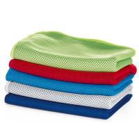 serviette polyester personnalisable publicitaire pas cher