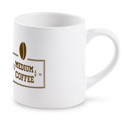 Mug publicitaire personnalisable logo entreprise