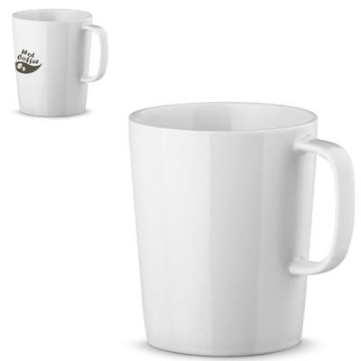 Mug original blanc personnalisé logo