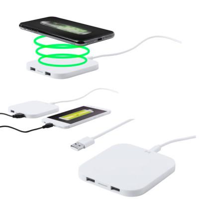chargeur sans fil smartphone téléphone publicitaire pas cher
