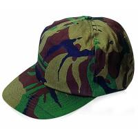 Casquette camouflage personnalisée pour chasse association chasseur club paintball