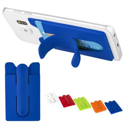 Support téléphone portable smartphone personnalisable publicitaire