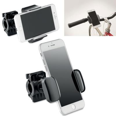 support téléphone vélo personnalisable objet publicitaire personnalisé goodies