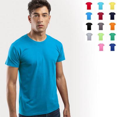 t-shirt unisexe personnalisable couleur 190 gr tee-shirt homme goodies