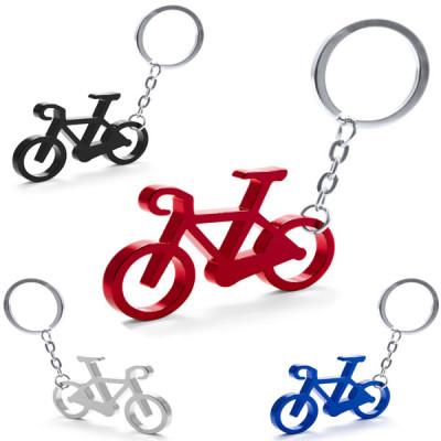 Goodies porte-clés vélo décapsuleur publicitaire pas cher