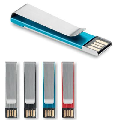 Clé USB ultra fine personnalisé publicitaire