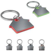 Goodies porte-clés maison agence immobilière pas cher publicitaire