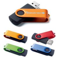 Clé USB publicitaire noir goodies