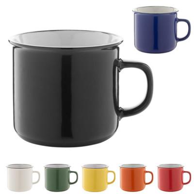 Mug design look woodstock objet publicitaire goodies