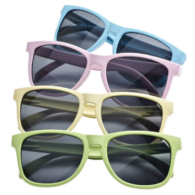 goodies lunettes soleil ecolo paille blé personnalisable