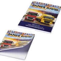 Carnet Bloc-notes A6 personnalisable Objet publicitaire personnalisé goodies